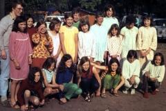 Schoolfoto's vanaf 1970